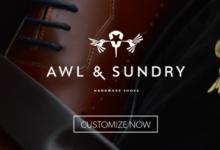 Awl & Sundry Site Redesign